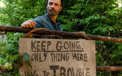 The Walking Dead (Level 3 Preparedness)