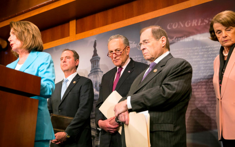 Dems Have Declared Open War on American Democracy