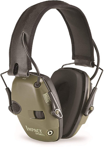 best selling electronic earmuff for shooting