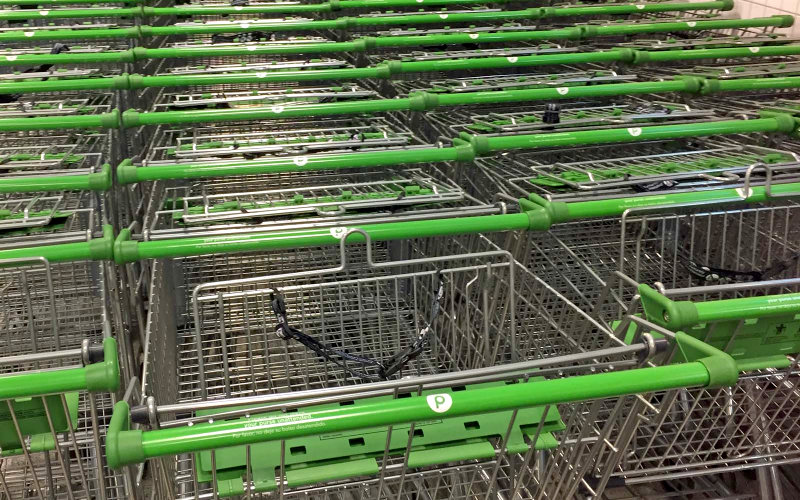 People Not Disinfecting Shopping Cart Handles (Yet) | Here's Why…