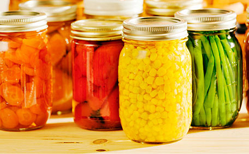 How to destroy botulism in home canned foods.