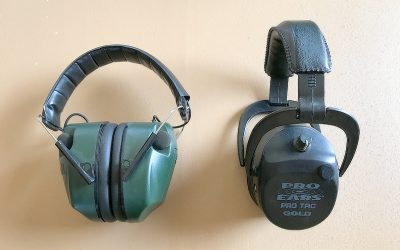 Electronic Ear Muffs For Shooting | Why I Like Them