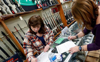 First MARCH 2020, Now APRIL 2020 | Record Gun Sales… Most EVER