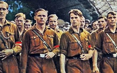 "Bullies of the New Left | An Organized Opposing Force of ""Brownshirts"""
