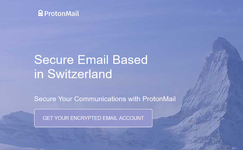Free Secure Encrypted Private Email