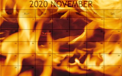 You Better Take A Longer View Of Preparing Because Day One Is NOV-3