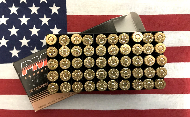 Ammo Shortage – It's Gone – And I Mean Virtually Everywhere…