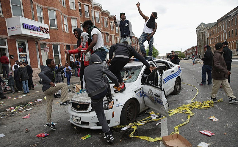 How do LEOs feel about the anti police movement