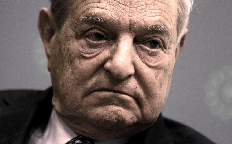 George Soros – The Money Behind The Marxist Takeover Of America