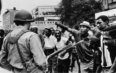 Race Riots of the 1960's – Today's Are A Symptom Of Deeper Problems…