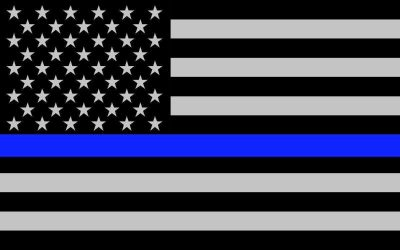 The Thin Blue Line — What Would Happen Without It?