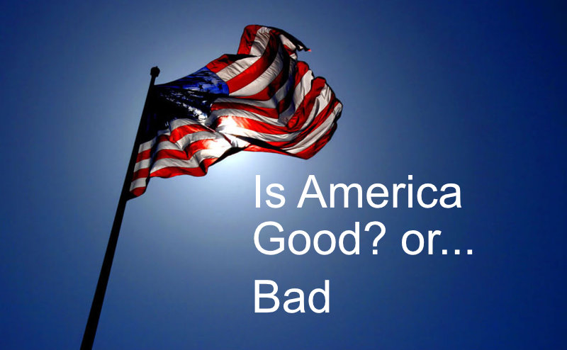 Simple Election Choice – Maintain or Overthrow The American Way Of Life