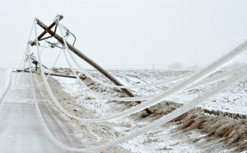 Ice Storm Forecast – Be Prepared