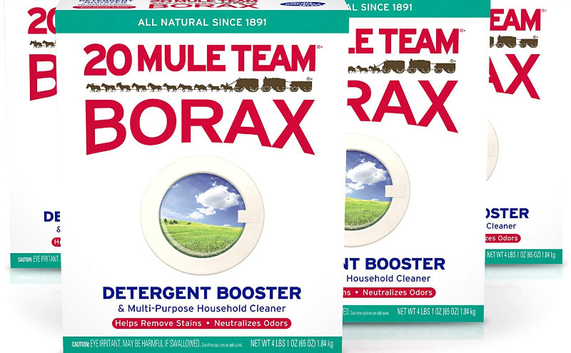What Is Borax Good For – What Can You Clean With It?