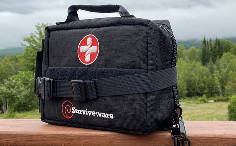 Surviveware Survival First Aid Kit – A Look Inside