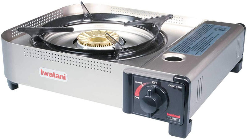 Best butane stove for indoor (and outdoor) use.