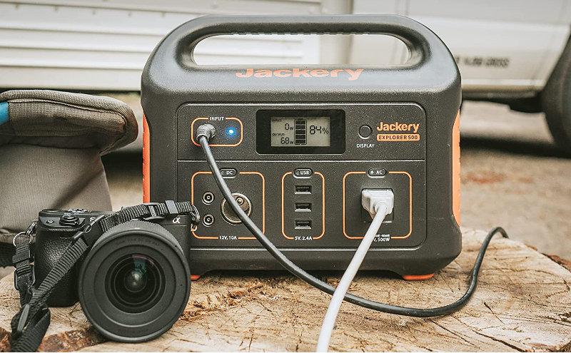 Battery Generator Portable Power Stations – Watt Hours (Wh)